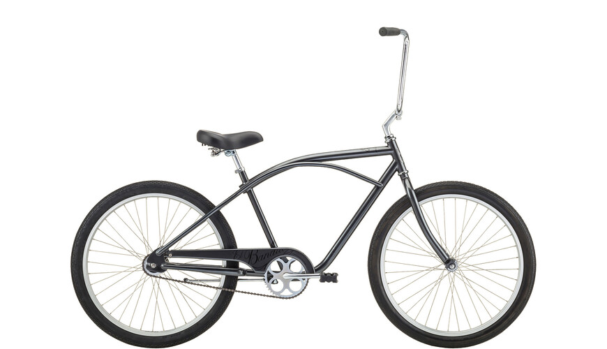 "Felt Cruiser El Bandito - Bicicleta retro - 26""/3-SP gris"